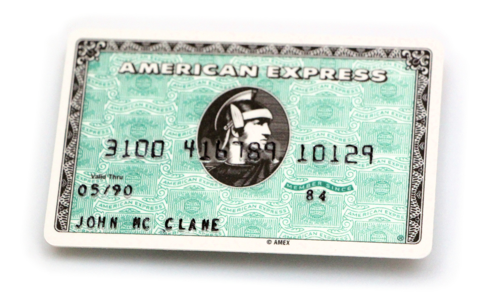 American Express 1980s