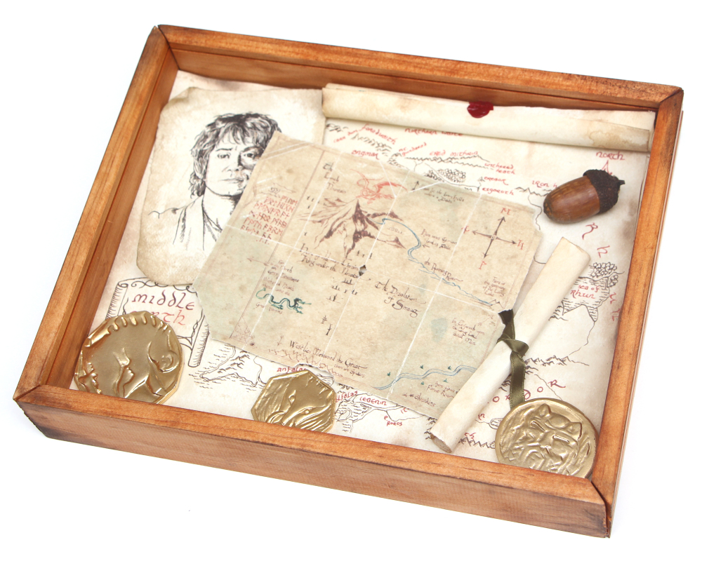 Bilbo Shadow Box