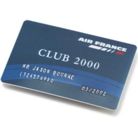 Air France Club Card