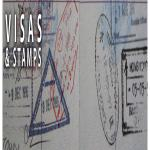 Visas & Stamps