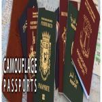 Camouflage Passports